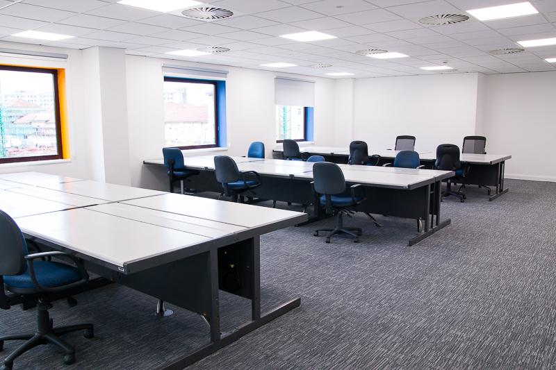 Barclays Bank Office Interiors 2