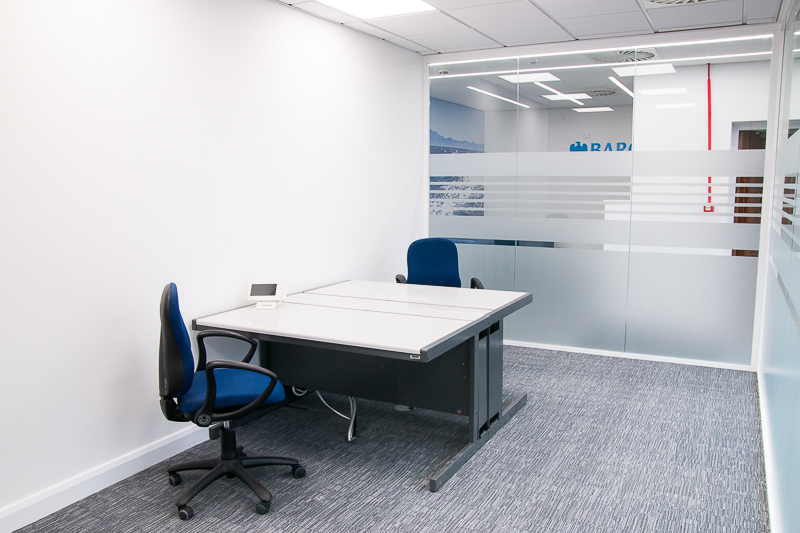 Barclays Bank Office Interiors 3
