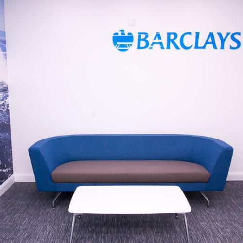 Barclays Bank Office Interiors Presentation