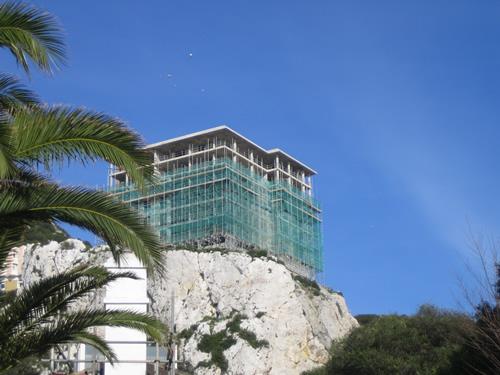 Clifftop House