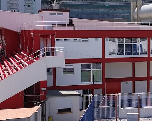 Uefa Building Presentation